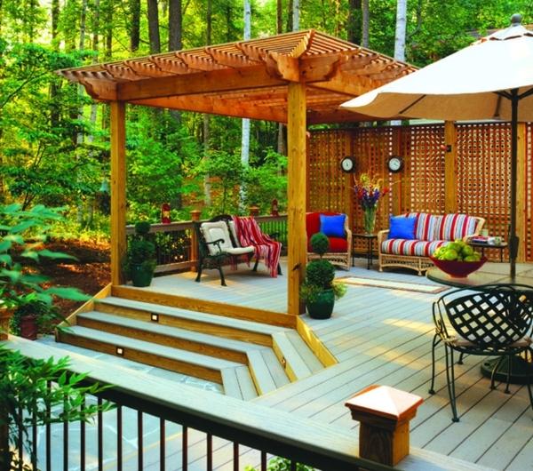 treillis-de-jardin-en-bois-et-une-tonnelle-splendide-extérieur-exceptionnel