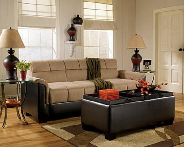 une-canapé-de-votre-confort-en-cuire-et-beige