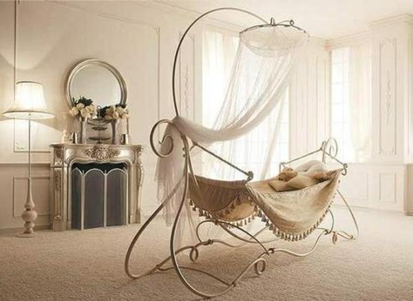 vintage-design-pour-votre-lit-de-bébé-evolutif