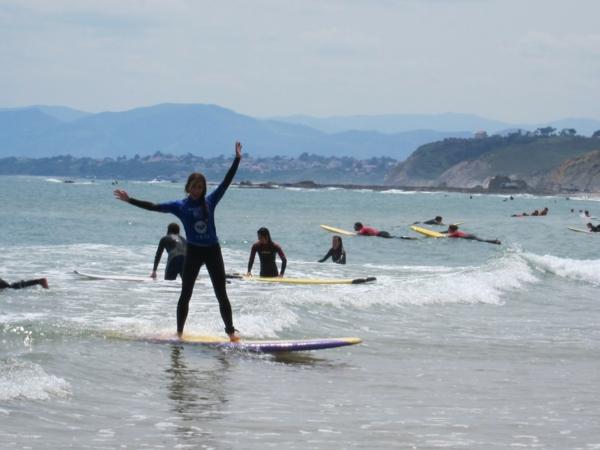 école-de-surf-à-Biarritz