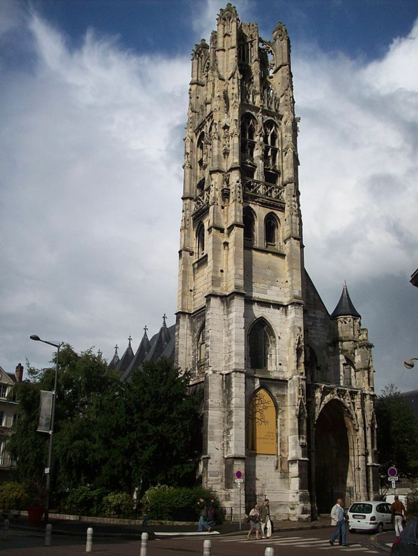 église-gothique-architecture