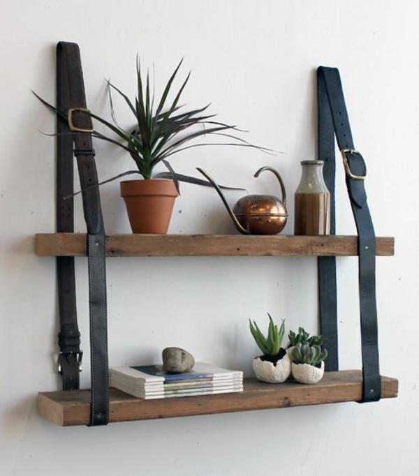 étagère-en-bois-pour-mur