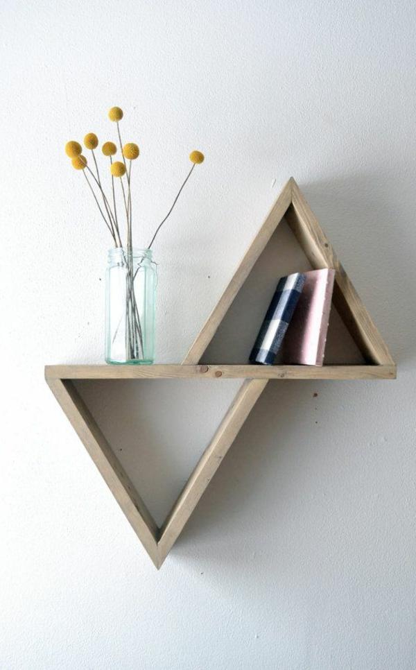 étagère-moderne-extraordinaire-triangle