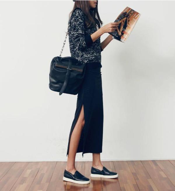 0-comment-porter-une-jupe-longue-noir