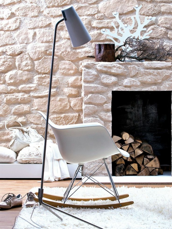 La chaise à bascule en 60 photos, pour une inspiration!