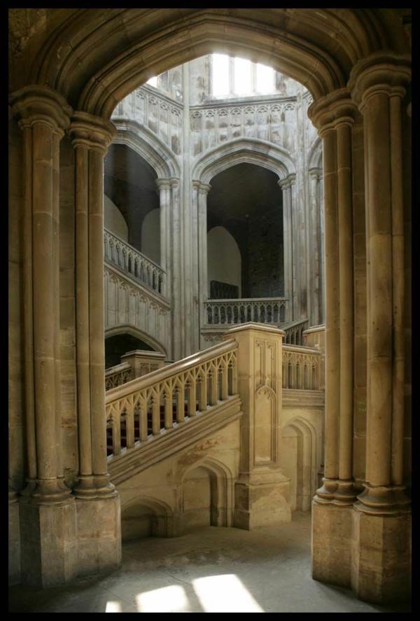Foyer De L Art Gothique : L architecture gothique pour votre demeure