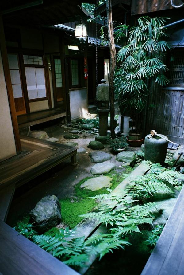 L 39 architecture japonaise en 74 photos magnifiques for Plante verte japonaise