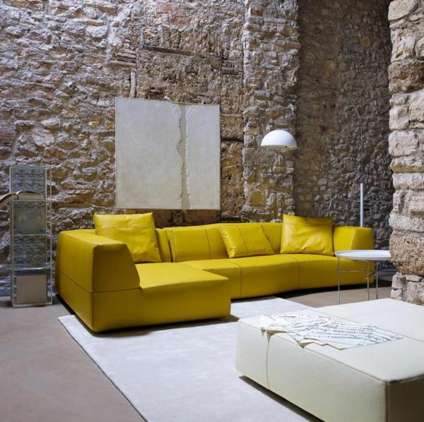 1 canap%C3%A9 d angle jaune Résultat Supérieur 50 Incroyable Canape D Angle Cuir Moderne Pic 2018 Ldkt