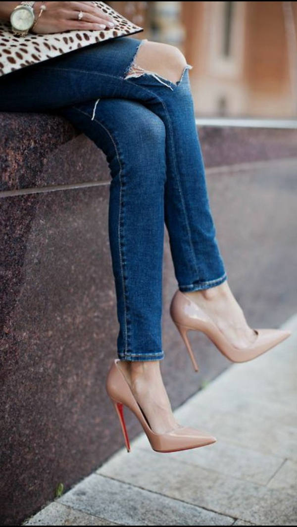 1-chaussures-à-talon-beige-denim