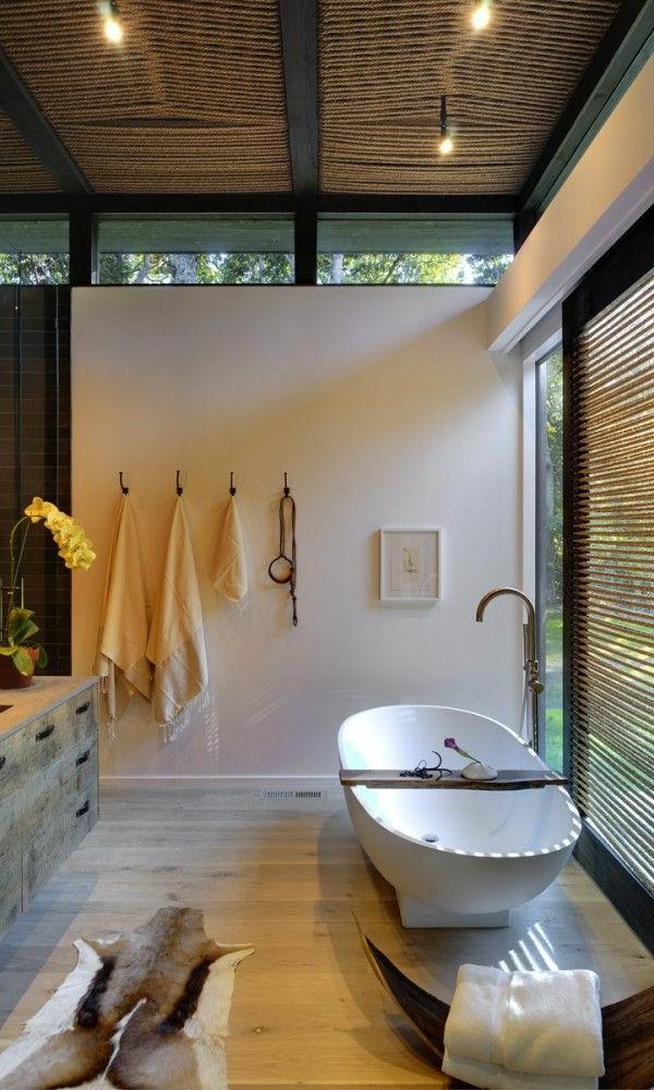 Voici les plus belles salles de bain en 55 photos for Belle petite salle de bain