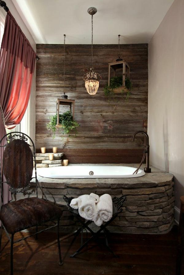 Voici les plus belles salles de bain en 55 photos for Decor de salle de bain exotique