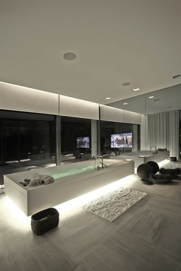 voici les plus belles salles de bain en 55 photos. Black Bedroom Furniture Sets. Home Design Ideas