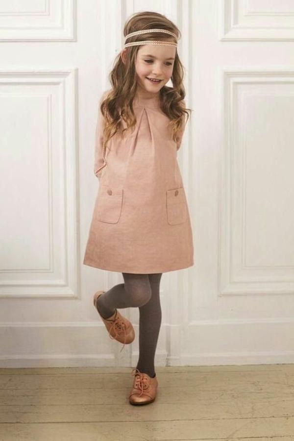 1-robe-classique-enfant-petite-sorée