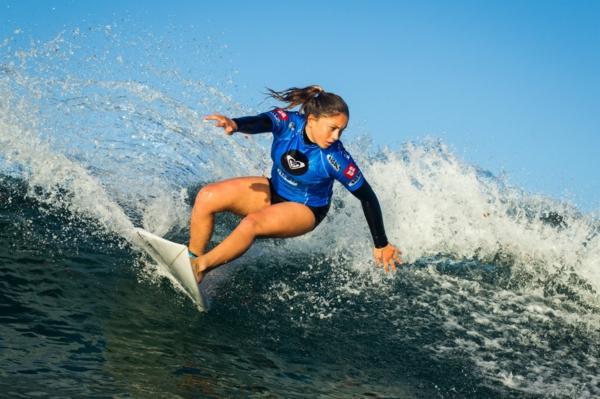 Biarritz Surf Festival femme compétition