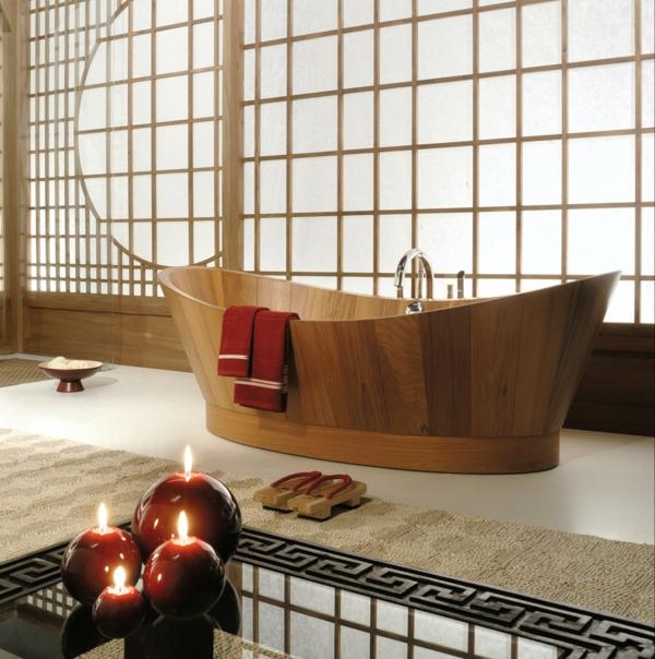 D co salle de bain zen - Decoration zen interieur ...
