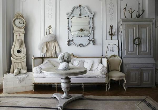 Carta Parati Classica Toile Elegance: Le Style Gustavien Pour Un Intérieur Chic Et Sobre