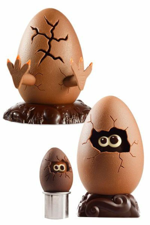 Chocolats-de-Pâques-œufs-de-Paques
