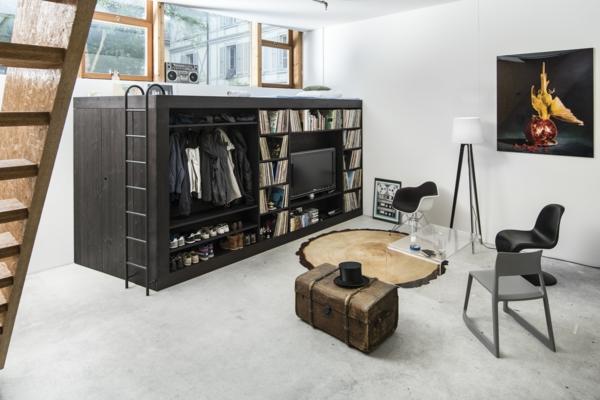 Design-salle-de-séjour-petite-espace-comment-amenager