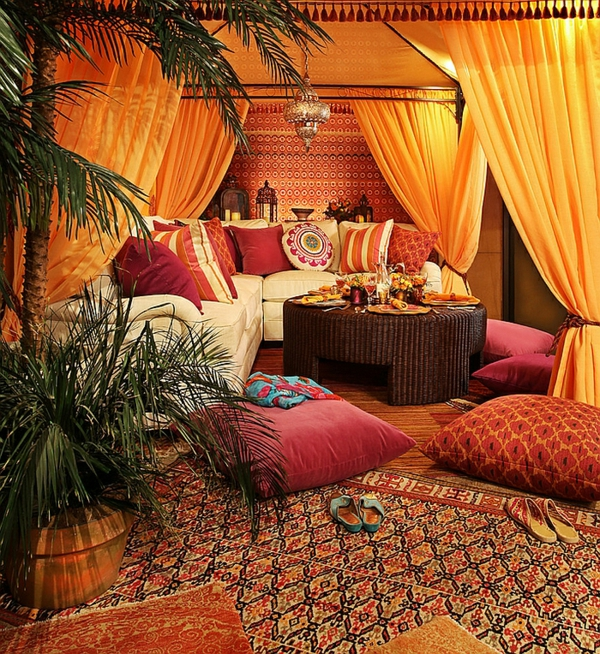 Give-your-living-room-an-authentic-Moroccan-look-with-rugs-floor-pillows-and-Moroccan-prints1-resized
