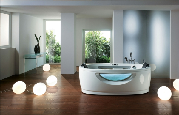 Déco salle de bain zen - Archzine.fr