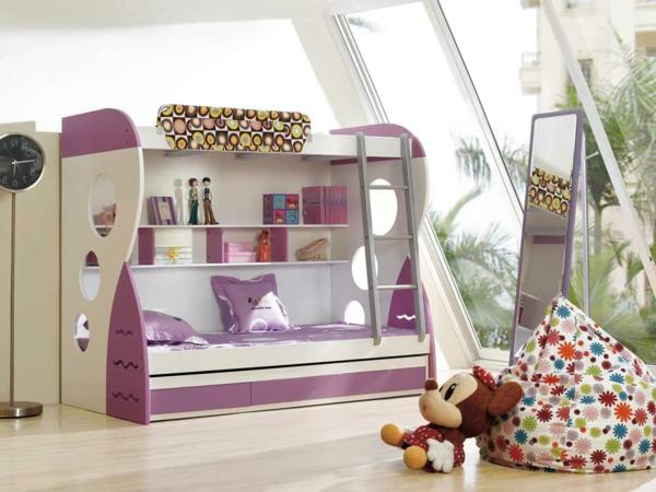intrieur amenagement petits espaces ides chambre enfant - Idee Chambre Bebe Petit Espace