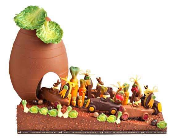 Des chocolats de p ques quels sont les options for Decoration de paques pas cher