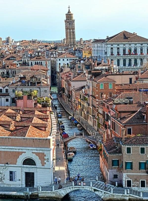 Les-vacances-à-Venise-ville-historique-jolie