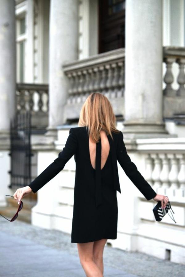 Petite-robe-noire-le-dos