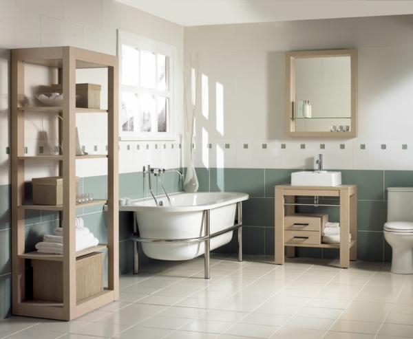 Salle-de-bain-de-confort-baignoire-vasque