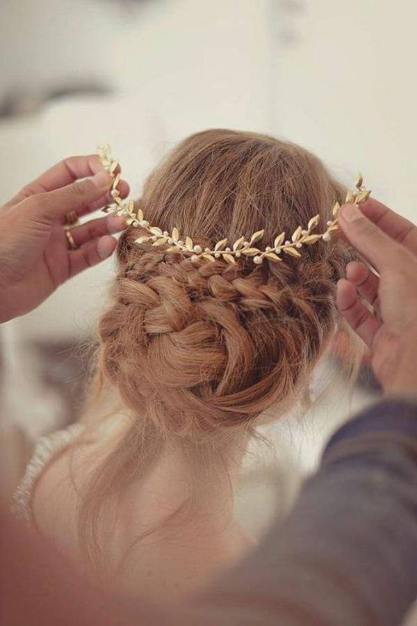 accessoire,pour,cheveux,doré