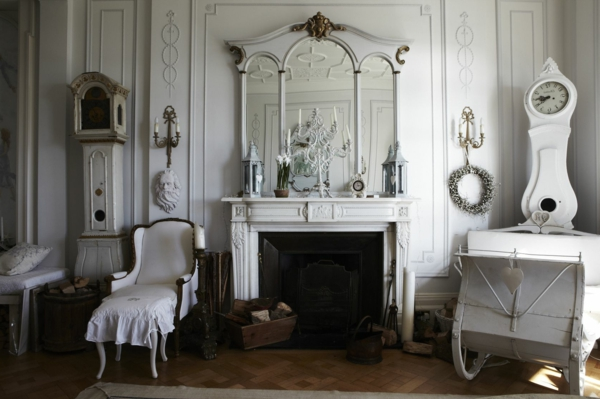 Le style gustavien pour un int rieur chic et sobre for Decoration 18eme siecle