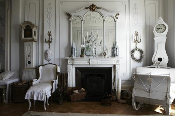 Le style gustavien pour un int rieur chic et sobre for Interieur 18eme siecle