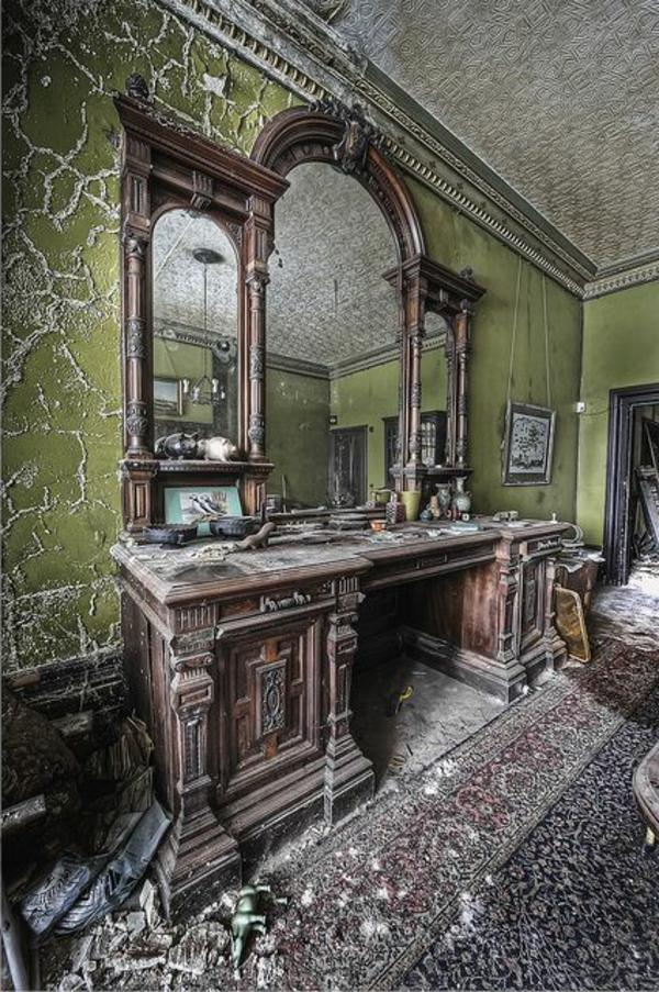 aménagement-gothique-chambre