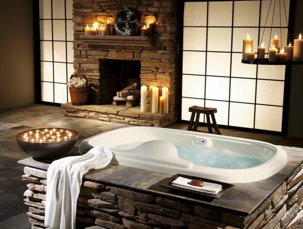 Bathroom jacuzzi ideas - D 233 Co Salle De Bain Zen Archzine Fr