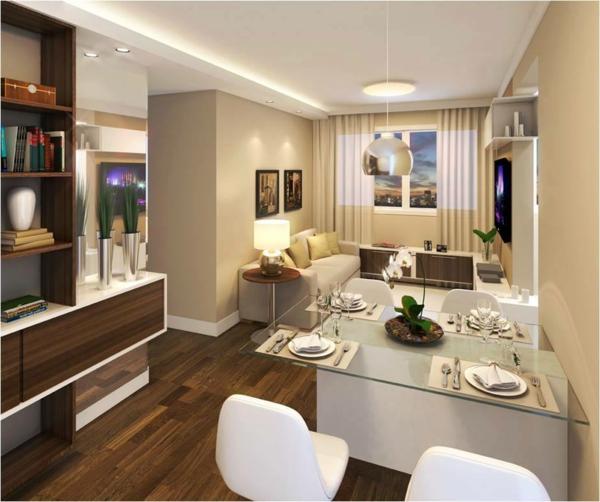 amenagement-cuisine-appartement-petit-chambres-étroites