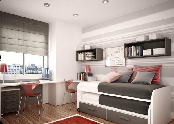apartment-design-Idées-créatives-pour-votre-petite-maison-chambre-enfant-ou-adolescente-resized