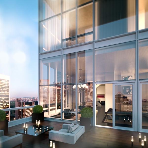 app-intérieur-de-un-appartement-new-yorkais-luxe