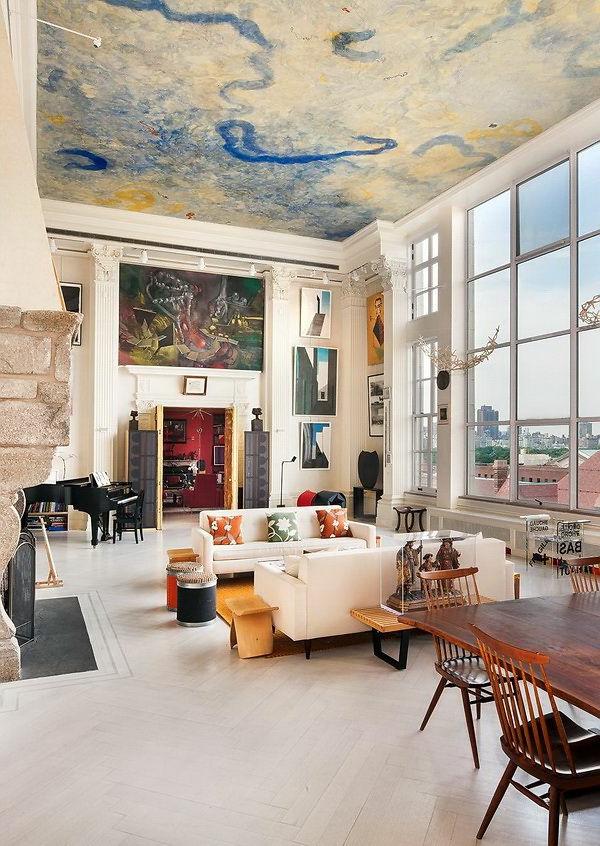 appartement-art-intérieurs-des-appartements-new-yorkais-luxes
