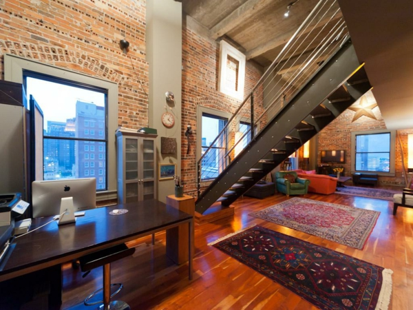 Les appartements new yorkais - Appartement new york brooklyn ...