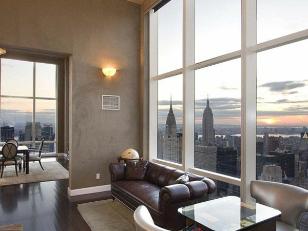 Interieur New Yorkais Of Les Appartements New Yorkais