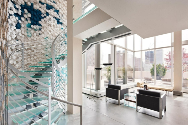 les escaliers colima ons modernes ou vintages toujours. Black Bedroom Furniture Sets. Home Design Ideas