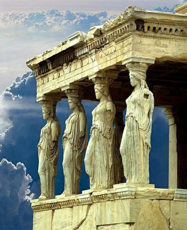 architecture-greque-scluptures