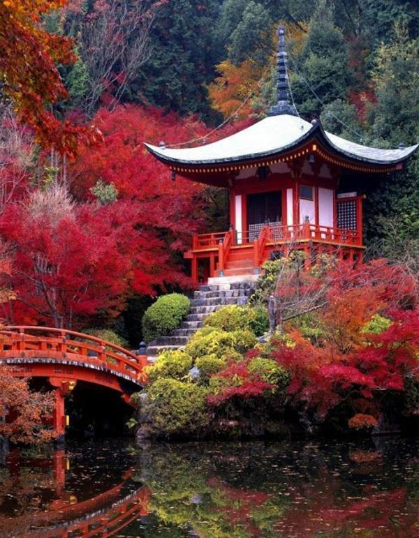 Une maison en bois de luxe dans la nature 2017 2018 for Architecture japonaise