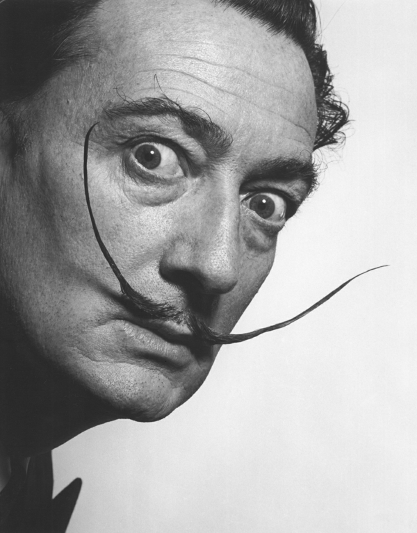 autoportrait-salvador-dali-photo-1954