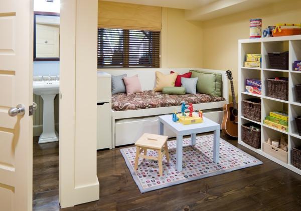 banquette-lit-design-de-chambre-d'enfant-originale