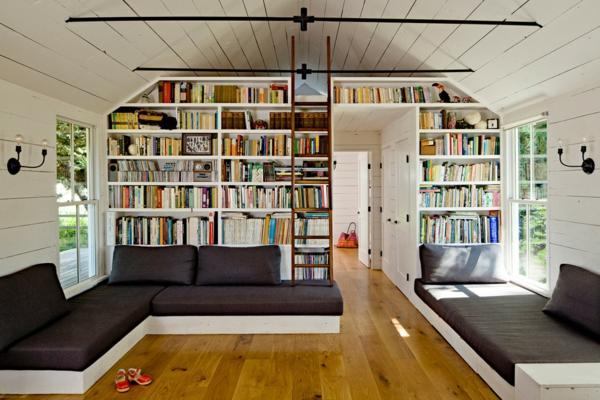 banquette-lit-intérieur-remarquable-grande-bibliothèque-intégrée