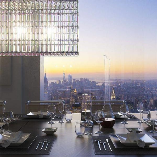 belle-vue-intérieur-de-un-appartement-new-yorkais-luxe