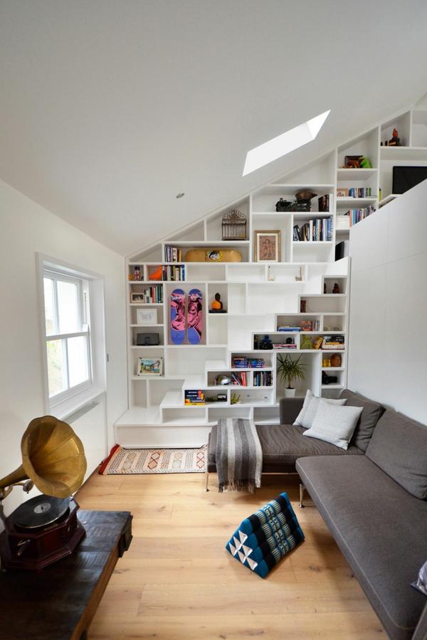 bien-aménagé-le-salon-Intérieur- amenagement-petits-espaces-idées