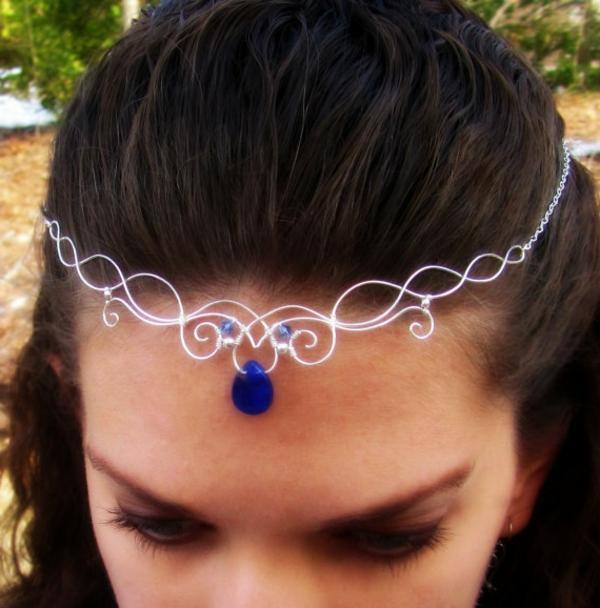 bijoux-elfiques-diadème-pierre-bleue