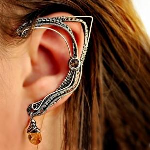 Les bijoux elfiques - magnétisme et féminité mystique